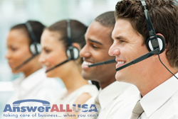 HVAC answering service