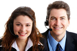 Answering Service - Friendly and professional operators are standing by.